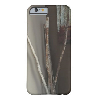 Birch Tree Design Barely There iPhone 6 Case