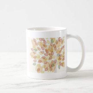 Birch Tree in Fall Colors Coffee Mug