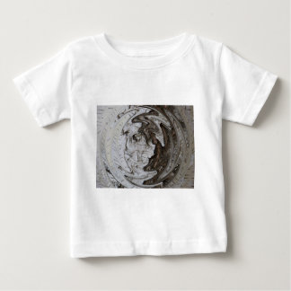 Birch Tree Yin and Yang Baby T-Shirt