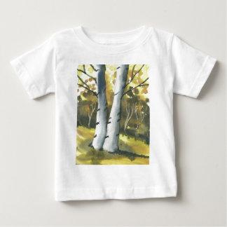 Birch Trees Baby T-Shirt