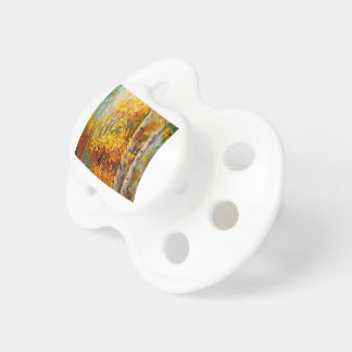 Birch trees pacifiers
