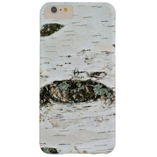 Birch Wood Nature Phone Case