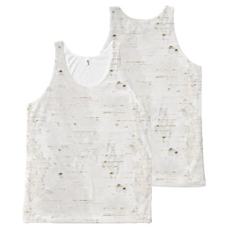Birchbark All-Over-Print Tank Top