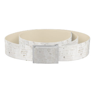 Birchbark Belt
