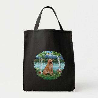 Birches - Golden #2 Tote Bag