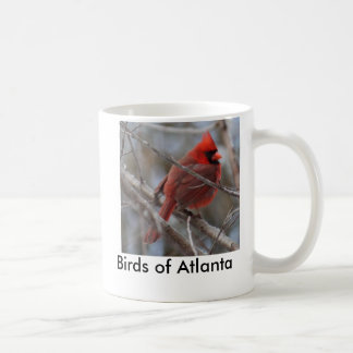 bird3, Birds of Atlanta Coffee Mug