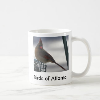 bird5, Birds of Atlanta Coffee Mug