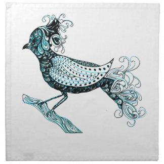 Bird 2a napkin