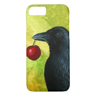 Bird 55 Crow Raven Case for iPhone 7