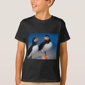 bird a pair of puffins T-Shirt