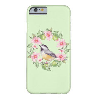 Bird and flowers 2 barely there iPhone 6 case