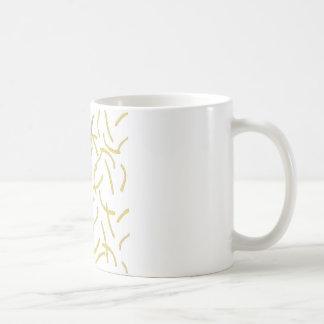 Bird and French Fries Coffee Mug