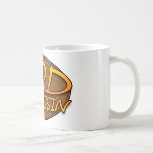 Bird Assassin Logo Mug