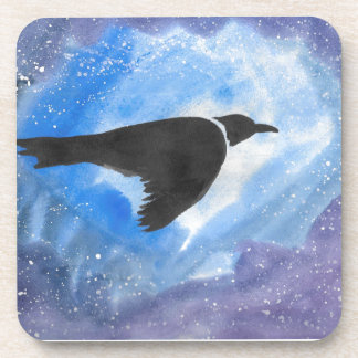 Bird At Night Coaster