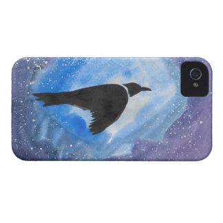 Bird At Night iPhone 4 Case-Mate Cases