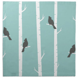 bird beautiful pattern fashion style rich looks napkin