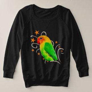 Bird Buddy Plus Size Sweatshirt