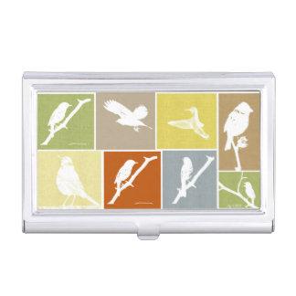 bird business card holder