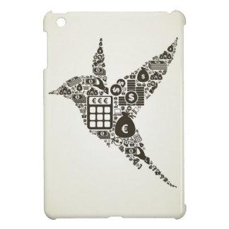 Bird business iPad mini case