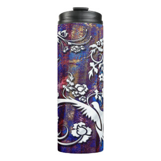 Bird & Butterfly 1 Thermal Tumbler