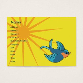 Bird - Chubby Business Card