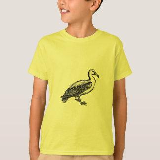 Bird Collection Stork Dove Kids Tshirt