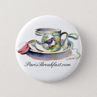BIRD CUP 2 INCH ROUND BUTTON