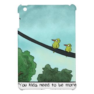 Bird Cut the Cable iPad Mini Case