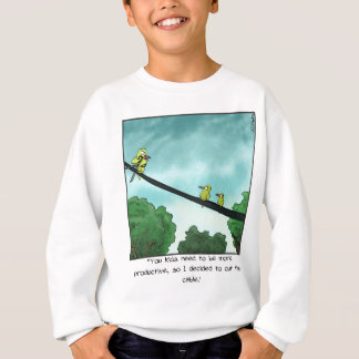 Bird Cut the Cable Sweatshirt