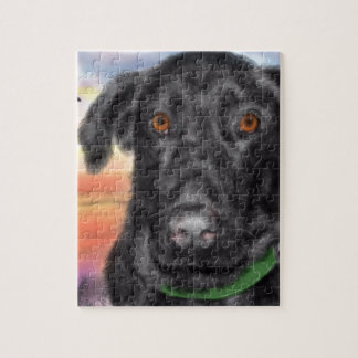 Bird dog jigsaw puzzle