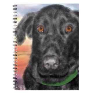 Bird dog notebook