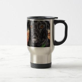 Bird dog travel mug