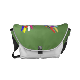 Bird eagle commuter bags