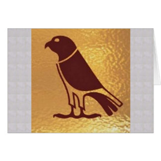 BIRD Eagle wild zoo Artistic Giveaway Novelty Cards