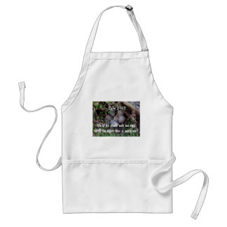 Bird Eggs Christian bible verse nature nest Aprons