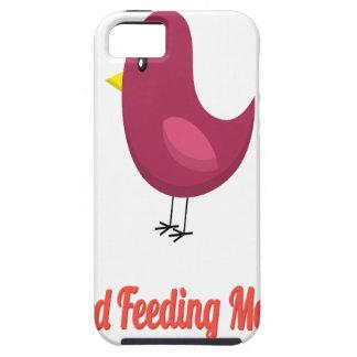 Bird-Feeding Month - Appreciation Day iPhone 5 Case