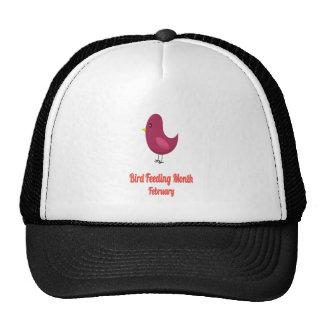 Bird-Feeding Month - Appreciation Day Trucker Hat