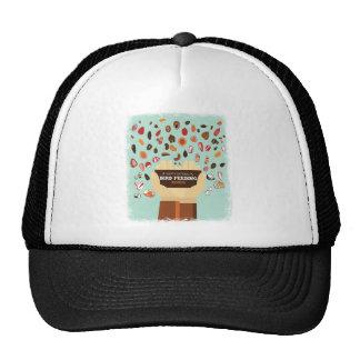 Bird-Feeding Month February - Appreciation Day Trucker Hat