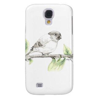 Bird Galaxy phone case