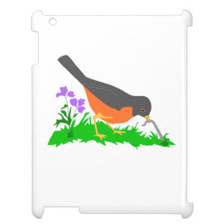 Bird Getting Worm Case For The iPad 2 3 4