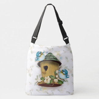 BIRD HOME SONGS All-Over-Print Tote Bag Medium