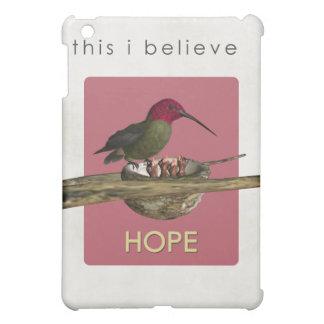 bird hope IPAD case