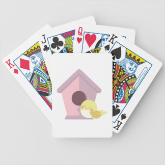 Bird House Poker Deck