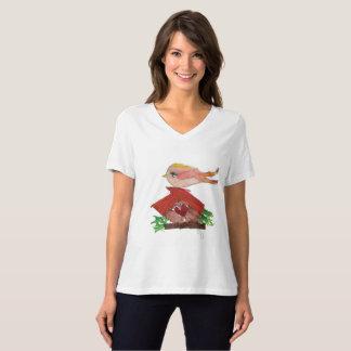 Bird house Teeshirt T-Shirt