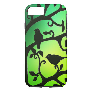 Bird image for Apple iPhone 7, Tough iPhone 8/7 Case