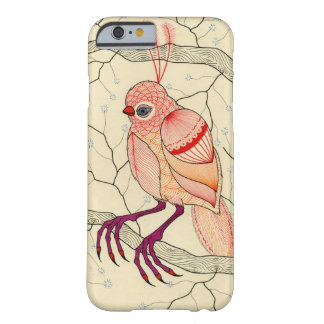 bird in a tree barely there iPhone 6 case