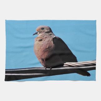 Bird in Brazil Towel