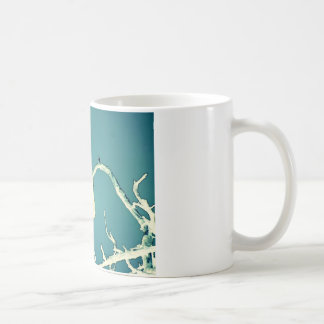 Bird in Reverse Coffee Mug