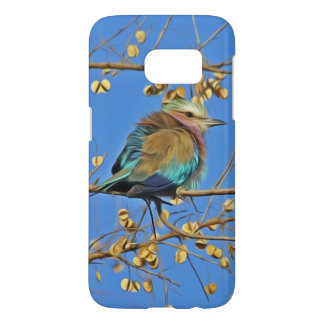 Bird in Tree Samsung Galaxy S7 Case