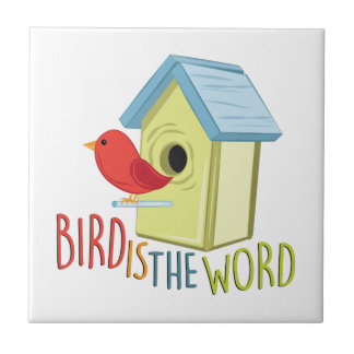 Bird Is Word Tiles